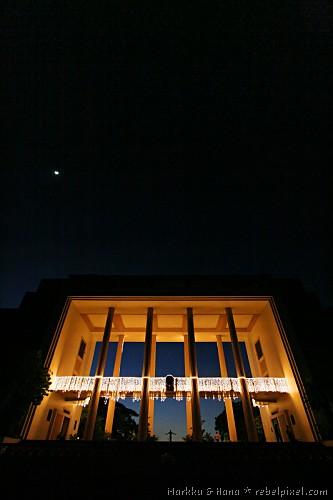 UP Oblation, Quezon Hall, Diliman, Quezon City. 2007.