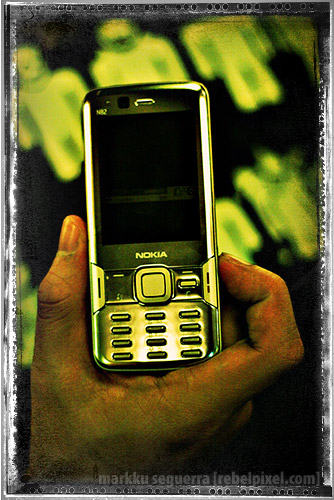 Nokia N82: Nice features, nice package.