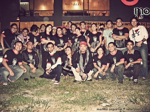 Bloggers at the Eraserheads reunion concert. [2]