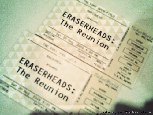 Eraserheads: The Reunion