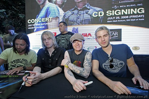 Lifehouse in Manila [4]