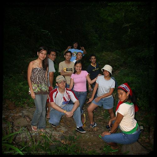 The Banio Kreek gang.