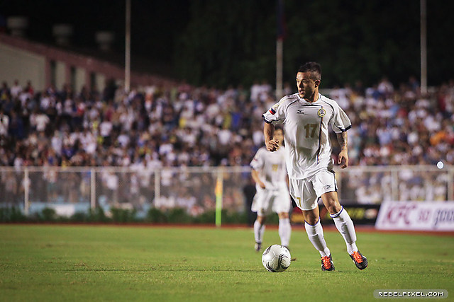 Stefan Schrock took no time imposing his presence in the midfield, raising questions how well the Azkals would've done in the first leg if his suspension was lifted.