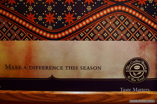Make a difference this season.